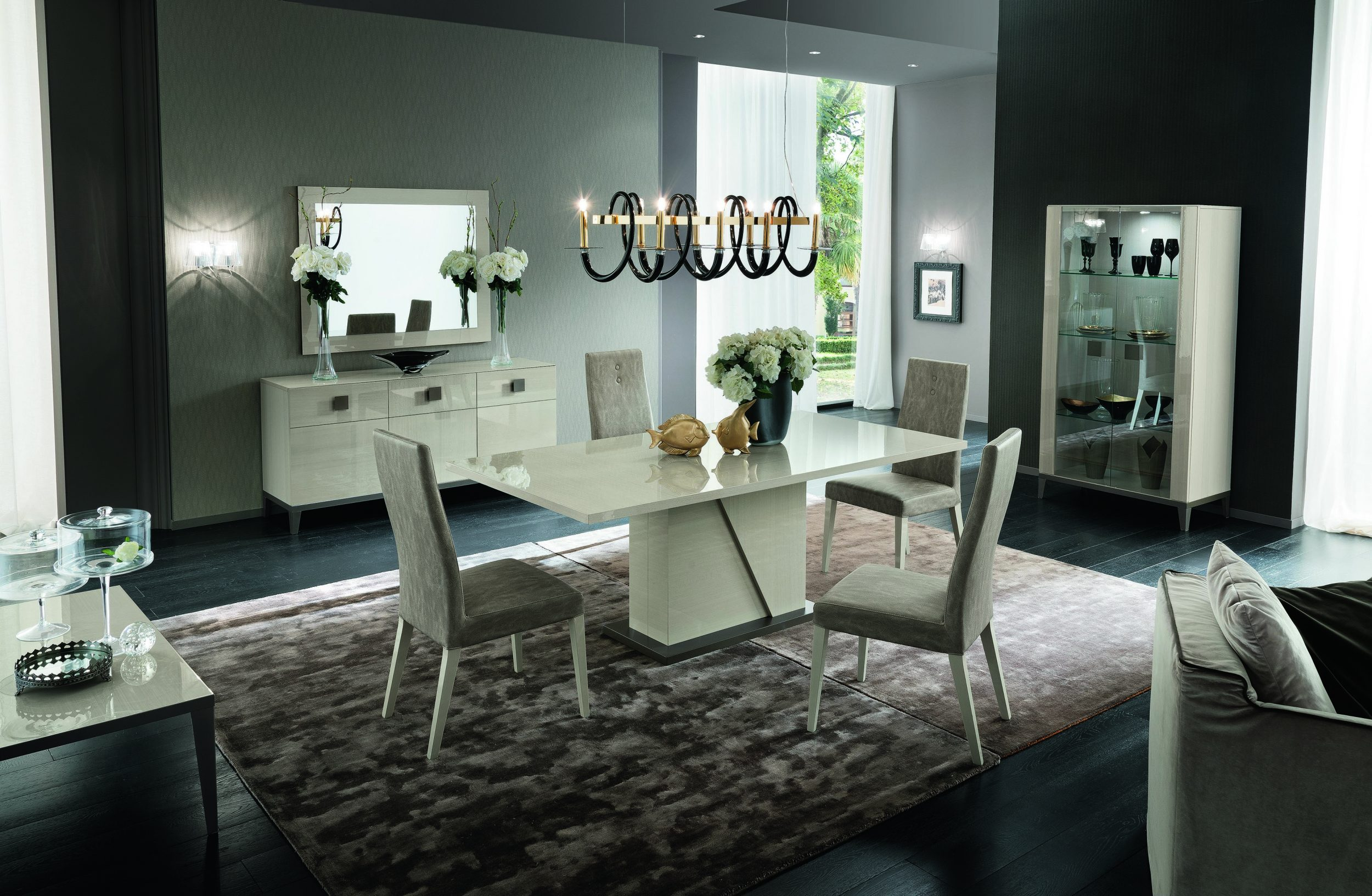 Mont Blanc Table Rosner Home Contemporary And Modern Italian Furniture